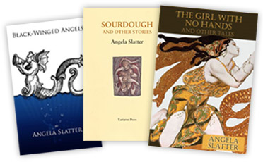 Find out more about books by Angela Slatter