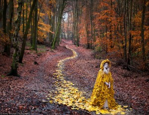 "'The Journey Home"" (2013) © Kirsty Mitchell Photography"