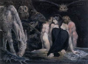 Hecate by William Blake