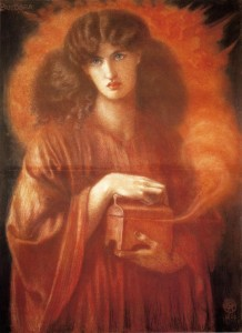 Rossetti's Pandora